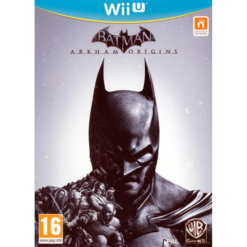 Batman Arkham Origins Wii U