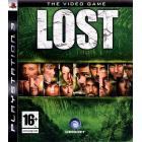 Lost Les Disparus PS3