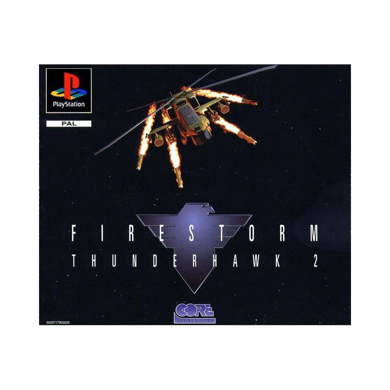 Thunderhawk 2 : Firestorm PSX