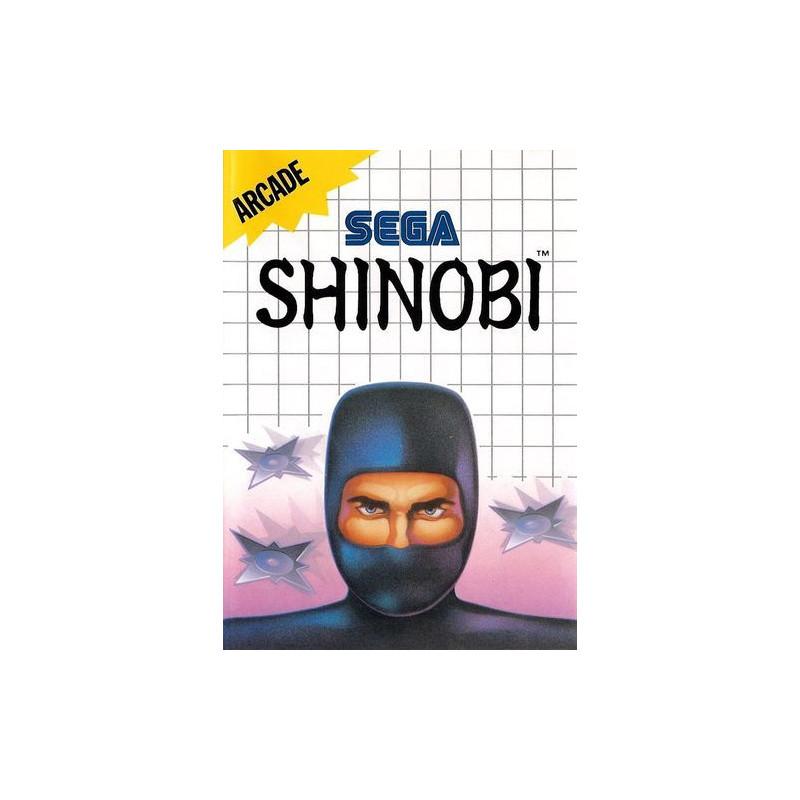 Shinobi en boîte MS