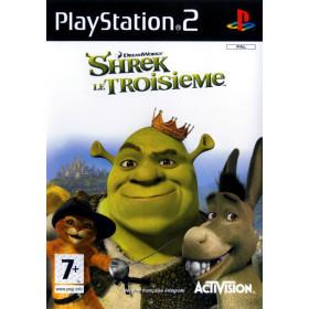 Shrek le Troisième PS2