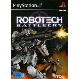 Robotech : Battlecry PS2