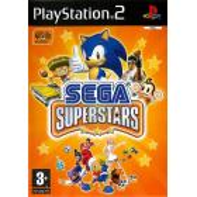 Sega Superstars PS2