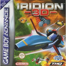 Iridion 3D GBA