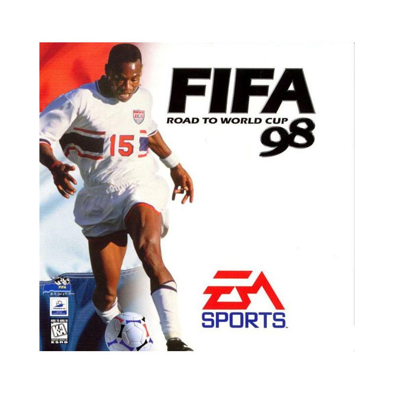 FIFA 98 : En route pour la Coupe du Monde PSX