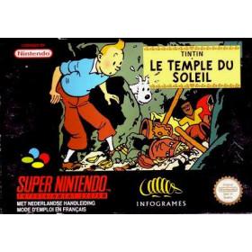 Tintin : Le Temple du...
