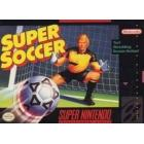Super Soccer SNES