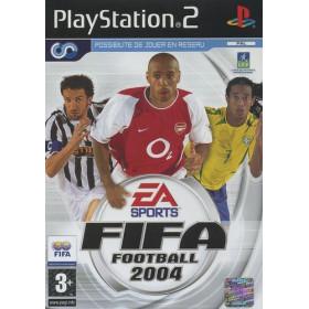 FIFA Football 2004 PS2