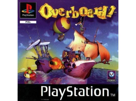 Overboard ! PSX