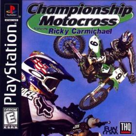Championship Motocross PSX