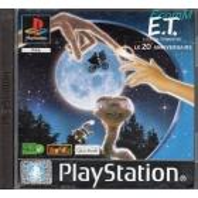 E.T. L'Extra-Terrestre PSX