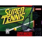 Super Tennis SNES