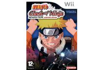 Naruto : Clash of Ninja Revolution - European Version WII