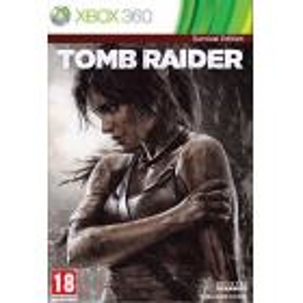 Tomb Raider Collectors Xbox360