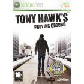 Tony Hawk's Proving Ground...
