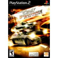 The Fast and the Furious : Tokyo Drift PS2