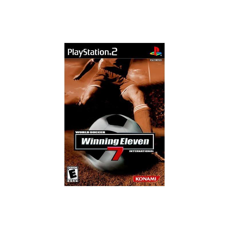 World Soccer Winning Eleven 7 (import Jap) PS2