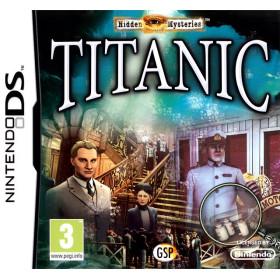 Hidden Mysteries : Titanic DS