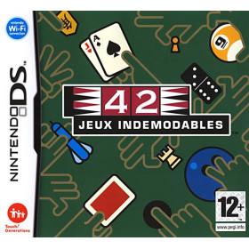 42 jeux indémodables DS