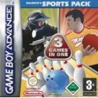 3 Games in One Sport Pack GBA