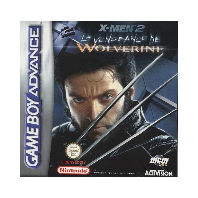 X-Men 2 : La Vengeance de Wolverine GBA
