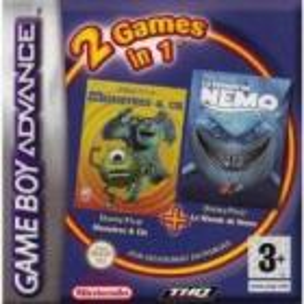 2 jeux en 1 : Monstres et...