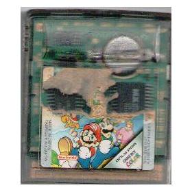 Super Mario Bros Deluxe GBC