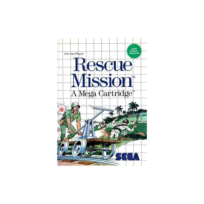 Rescue Mission en boîte MS