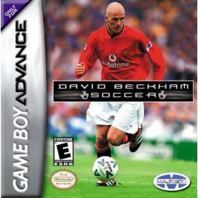 David Beckham Soccer GBA