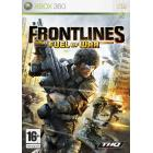 Frontlines : Fuel of War...