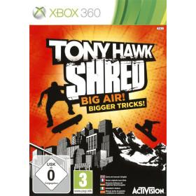 Tony Hawk Shred Xbox360