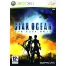 Star Ocean : The Last Hope...