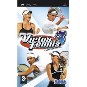 Virtua Tennis 3 PSP