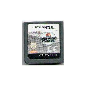 Tiger Woods PGA Tour DS