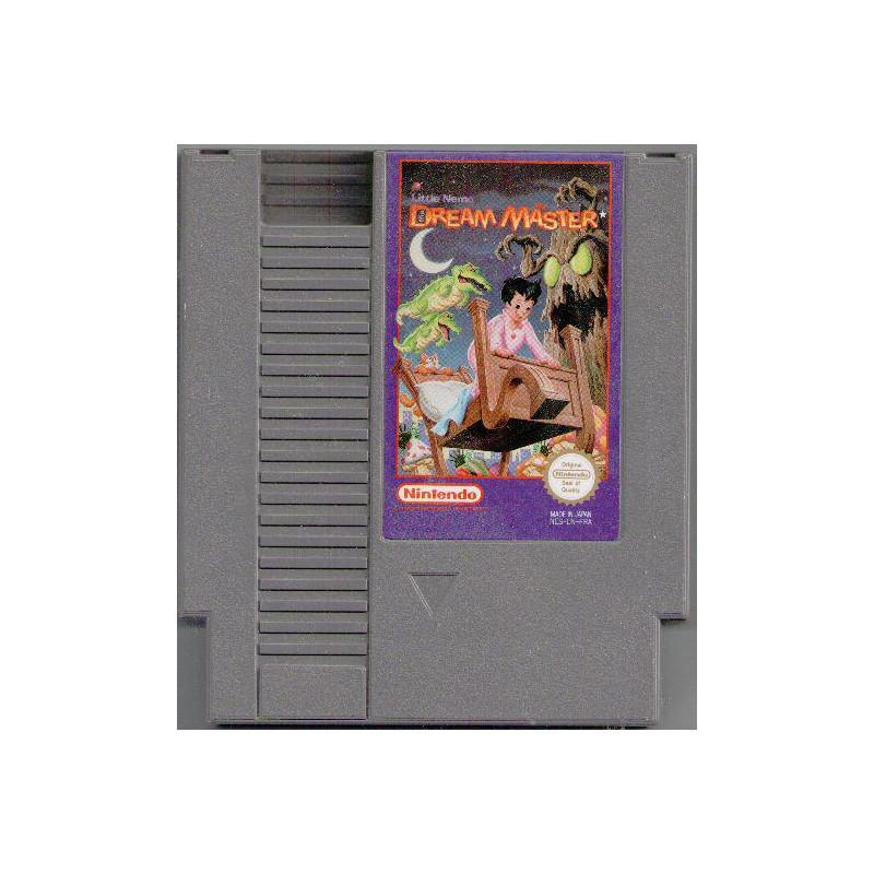Little Nemo : The Dream Master NES