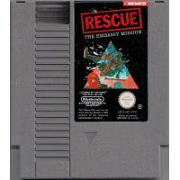 Rescue : The Embassy Mission NES