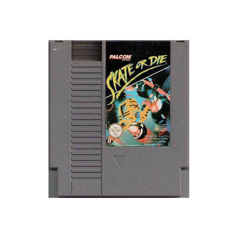 Skate or Die NES