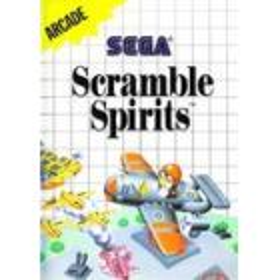 Scramble Spirits en boîte MS