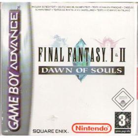 Final Fantasy I & II : Dawn...