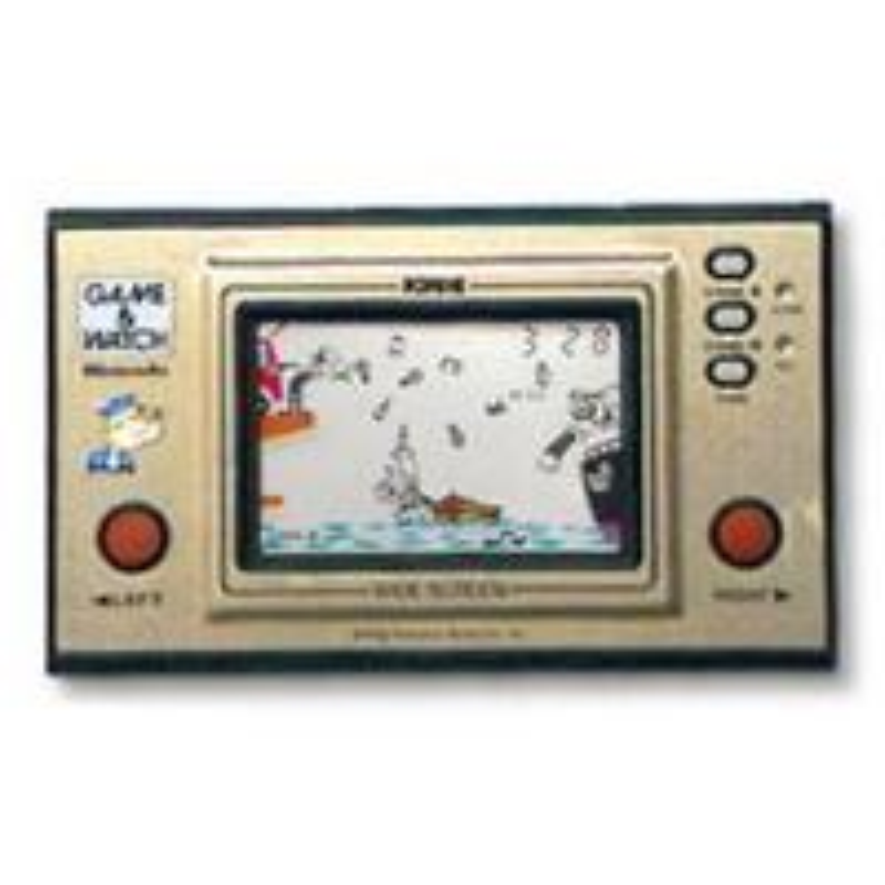 Popeye Game & Watch