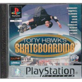 Tony Hawk's Skateboarding...
