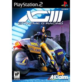 XGIII : Extreme G Racing PS2