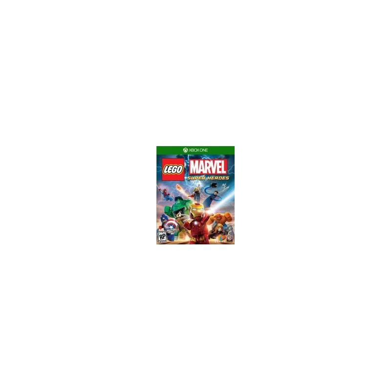 LEGO Marvel Super Heroes XboxOne