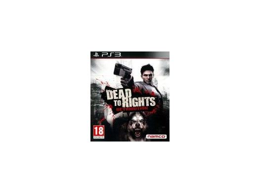 Dead to Rights : Retribution PS3