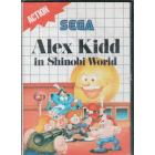 Alex Kidd in Shinobi World MS