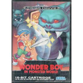 Wonder Boy in Monster World MD