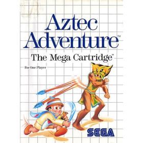 Aztec Adventure en boîte MS