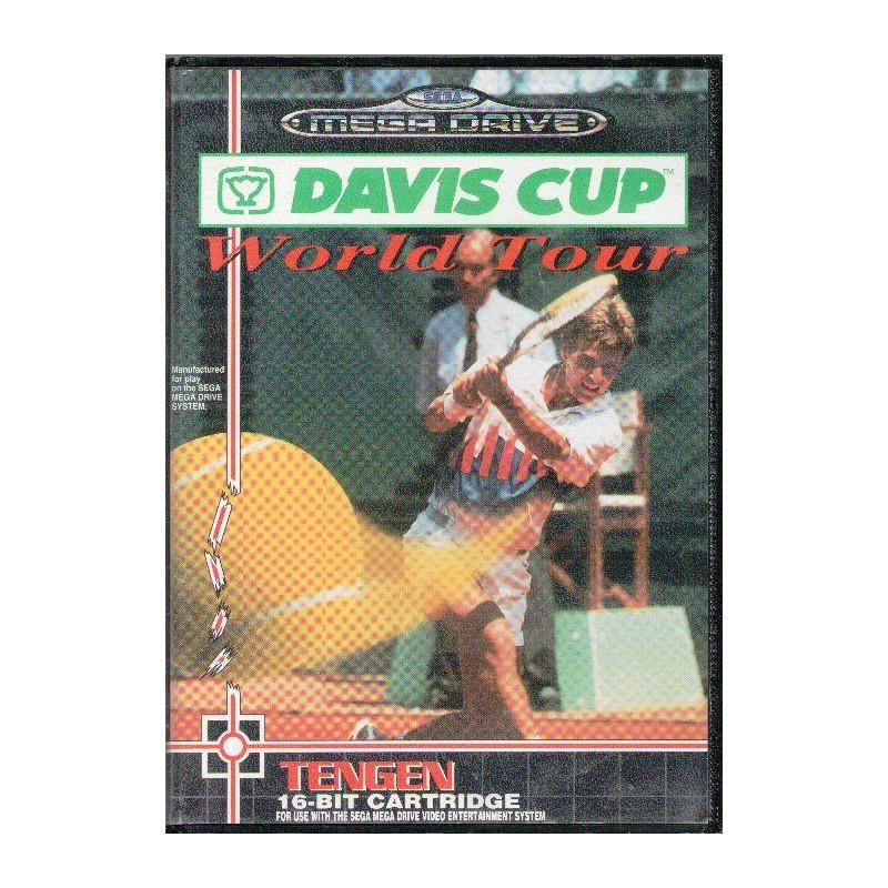 Davis Cup World Tour en boîte MD