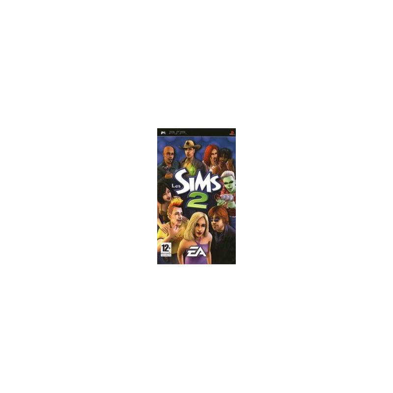 Les Sims 2 PSP