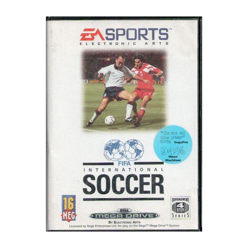 FIFA International Soccer MD